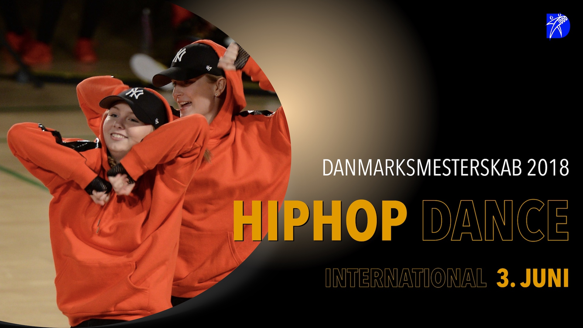 DM HipHop internationalt2018 3juni